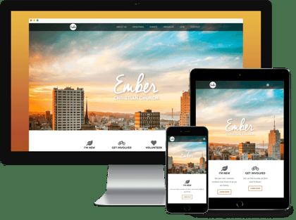 Clover Sites Design Ember