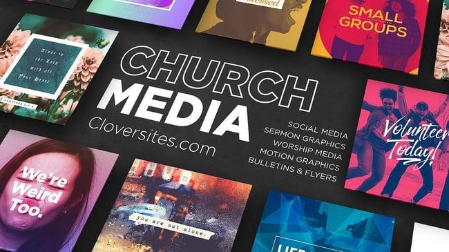 Church Media - Clover Media Slide