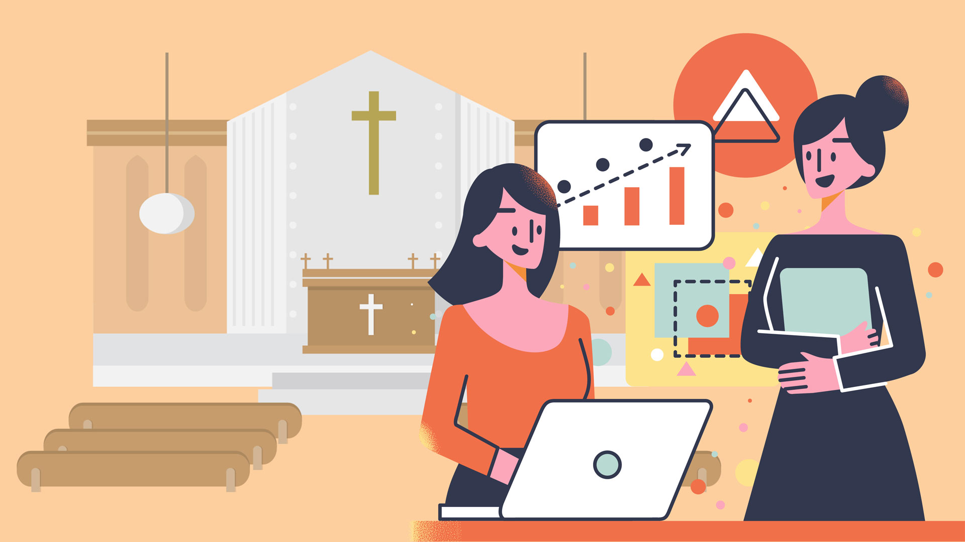 3 Ways Your Website Can Help Your Church Flourish in 2021